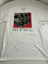 New RuPaul Drag Race GAY PRIDE T-Shirt LGBTQ Casual Graphic Tee Size Medium