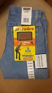Wrangler®Original Fit-Slim Fit-Cowboy Cut®Jean -Light Blue-Boys(8-18)13MWBSB