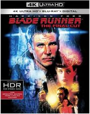 Blade Runner: The Final Cut [New 4K Uhd Blu-ray] Black, With Blu-Ray,