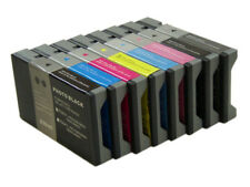 8 InkOwl 220ml Compatible Cartridges for EPSON Stylus Pro 7880 9880