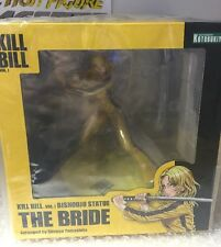 KILL BILL THE BRIDE BISHOUJO STATUE Kotobukiya