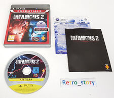Sony Playstation PS3 - Infamous 2 PAL