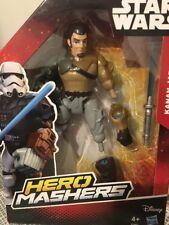 Star Wars Hero Mashers Rebels Kanan Jarrus  brand new