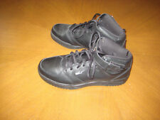 Reebok Above the Rim Retro Basketball Sneakers Black Mens 9.5 M Athletic Strap
