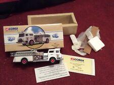 Corgi Classics 98451; Mack CF Fire Pumper; Berwick PA FD; Excellent Boxed