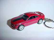 Nuevo 3D Ruby Joya 2011 Chevrolet Camaro Ss Custom Llavero Llavero 11'