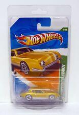 HOT WHEELS STUDEBAKER AVANTI Treasure Hunts Die-Cast Car MOC COMPLETE 2010
