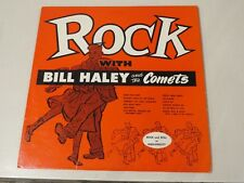 LP Rock With Bill Haley and the Comets, High Fidelity Somerset, P-4600, Spectra