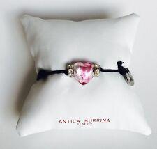 Antica Murrina Infinity--Handmade Murano Glass Bead Bracelet
