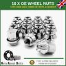 16 x Alloy Wheel Nuts M12x1.5 For Ford Focus ST RS MK1 MK2 MK3 MK4