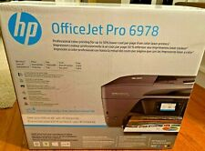 HP Officejet Pro 6978 All-in-one Printer Wireless Air Print Copy Scan Fax NEW
