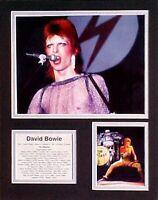 David Bowie/Collectors Photo Presentation