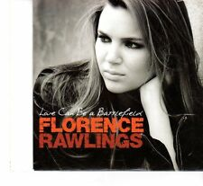 (FR855) Florence Rawlings, Love Can Be A Battlefield - 2009 DJ CD