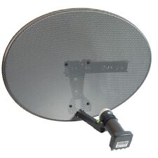 SKY Zone 1 Satellite Dish  With Quad LNB