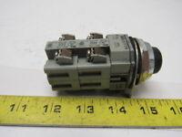 Idec TWND Series ASD2K22N  2 Position Selector Key Switch 30MM