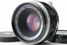 【AB- Exc】 Olympus F.Zuiko Auto-S 38mm f/1.8 for Pen F FT FV From JAPAN Y3559