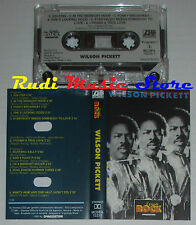 MC WILSON PICKETT Il grande rock deagostini 1991 italy MCDEA 72233 cd lp vhs dvd