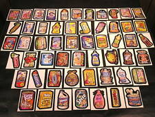 2006 Topps Wacky Packages ANS3 Series 3 COMPLETE SET of 55 STICKERS nm