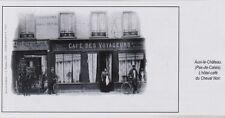 2005  --  AUXI LE CHATEAU   L HOTEL CAFE DU CHEVAL NOIR  3D716