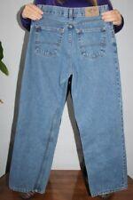 Youth   Levis  Loose fit    jeans   size  18  reg  adj waist