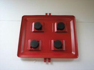 IH / FARMALL SUPER A  C  SUPER C 100 130 140 200 230  BATTERY BOX LID # 21-49-4