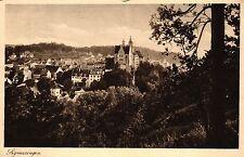 Sigmaringen, Gesamtansicht, ca. 30er Jahre