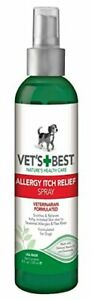 Vet's Allergy Itch Relief Spray for Dogs |Soothes & Relieves Discomfort