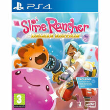 Slime Rancher Deluxe Edition PS4 PLAYSTATION New and Sealed