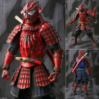 Movie Realization Samurai Spider-Man Action Figures