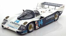 Norev Porsche 962 C IMSA Winner 1986 24h Daytona Holbert/Bell/Unser #14 1/18 New