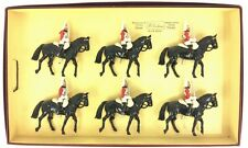 """Britains Ltd Boxed Set of (6) 'The Life Guards of The Household Cavalry"""""""