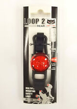 CATEYE Loop 2 Rechargeable Safety Light Rear SL-LD140RC-R