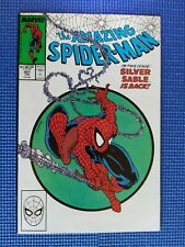 """AMAZING SPIDER-MAN #301, VF/NM  6/10/88 """" SHIPS ASAP"""" 5 DAY AUCTION GET IT FAST!"""