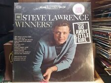 """FACTORY SEALED! STEVE LAWRENCE """"WINNERS!"""" LP COLUMBIA RECORDS-CS 8753 W/GE STIC"""