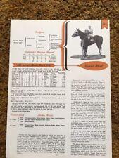 Count Fleet 1943 Kentucky Derby