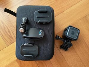 Camera GoPro Hero Session 5 + Accessoires + SD