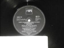 MANGELSDORFF, PASTORIUS, MOUZON -Trilogue- LP 1977 MPS Archiv-Copy mint