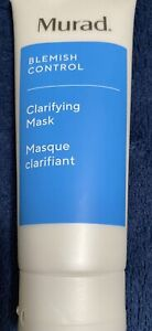 MURAD Blemish Control : Clarifying Mask 2.65 oz. New & Sealed. No Box. Free Ship