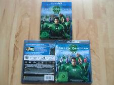 Bluray Green Lantern 3D mit Lenticularpappschuber