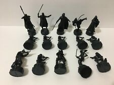 2005 LFL Star Wars Chess Black Figures Lot of 15 (Replacement Pcs) Dark Side