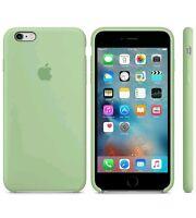 "iPhone 6S 4.7"" MINT ORIGINAL GENUINE  Apple Silicone Case Silikonhülle Neu"