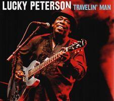 LUCKY PETERSON - TRAVELIN' MAN  CD NEUF