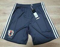 Japan Soccer Football Shorts adidas 100% Original 2016/2017 Home M(S) NEW