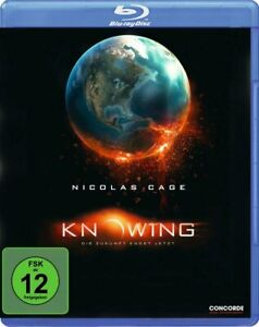 Knowing - Die Zukunft endet jetzt [Blu-ray/NEU/OVP] Sci-Fi-Thriller um einen Zah