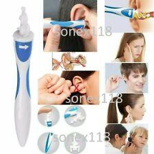 16X Intelligent Ohrenschmalz Entfernung Spiral Ohrreiniger Swab Ohrenreiniger