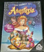The Secret of Anastasia (DVD, 1997)