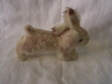 Vintage German Stuffed Animal Steiff or Hermann Rabbit #BY