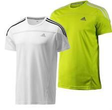 adidas Short Sleeve Lightweight Running Activewear for Men
