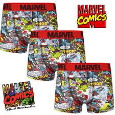Marvel Novelty, Cartoon Cotton Underwear for Men