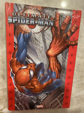 Ultimate Spider-Man ~ Marvel Omnibus HC ~ New & Sealed ~ Brian Bendis ~ Bagley